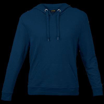 Beckham Hooded Sweater  Navy Size Medium