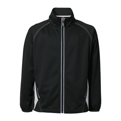 BRT Hydro Tracksuit Top  Black/White Size 5 to 6