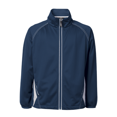 BRT Hydro Tracksuit Top  Navy/White Size 5 to 6
