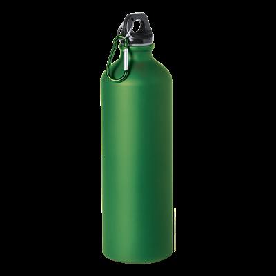 Delby 800ml Water Bottle Green