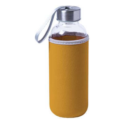 Dokath 420ml Water Bottle Orange