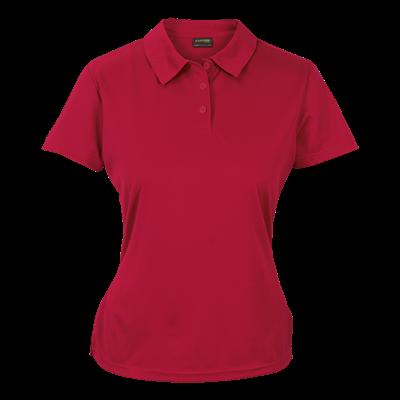 Ladies Atlas Golfer  Red Size 2XL