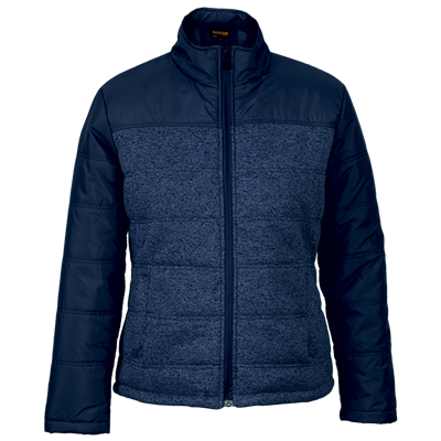 Ladies Colorado Jacket  Navy/Navy Size Small