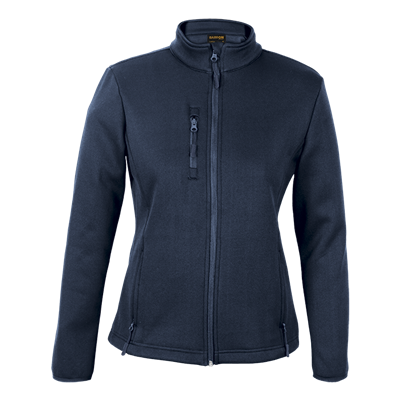 Ladies Finch Jacket  Navy Size Medium