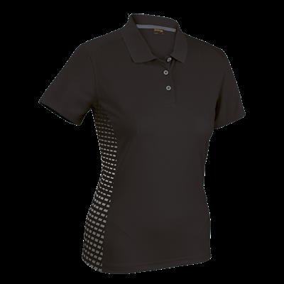 Ladies Galaxy Golfer  Black/Grey Size 4XL