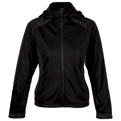 Ladies Nevada Jacket  Black Size Large