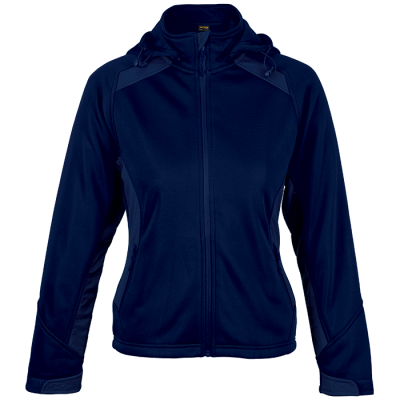 Ladies Nevada Jacket  Navy Size XS