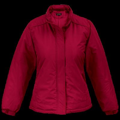 Ladies Trade Jacket  Red Size Large