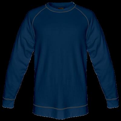 Mens Alpine Sweater  Navy Size 3XL