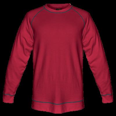 Mens Alpine Sweater  Red Size XL