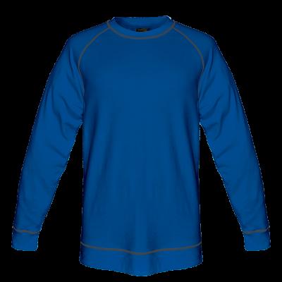 Mens Alpine Sweater  Royal Blue Size XL