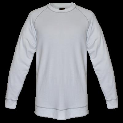 Mens Alpine Sweater  White Size 3XL