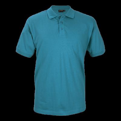 Mens Port Golfer Blue Size Medium