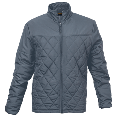 Mens Rochfort Jacket  Grey Size 2XL