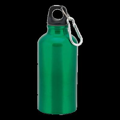 Mento 400ml Water Bottle Green