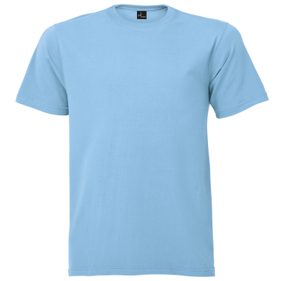 Promo Tee 145g Blue Size XL