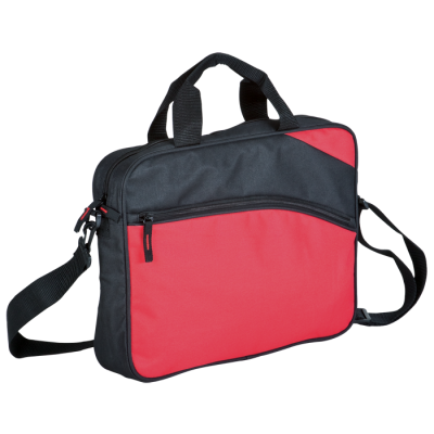 Conference Brief Bag Red