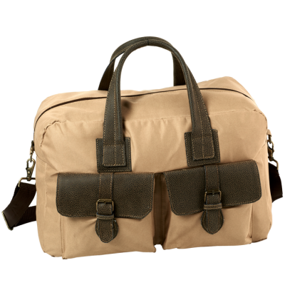 Out Of Africa Travel Duffel Khaki