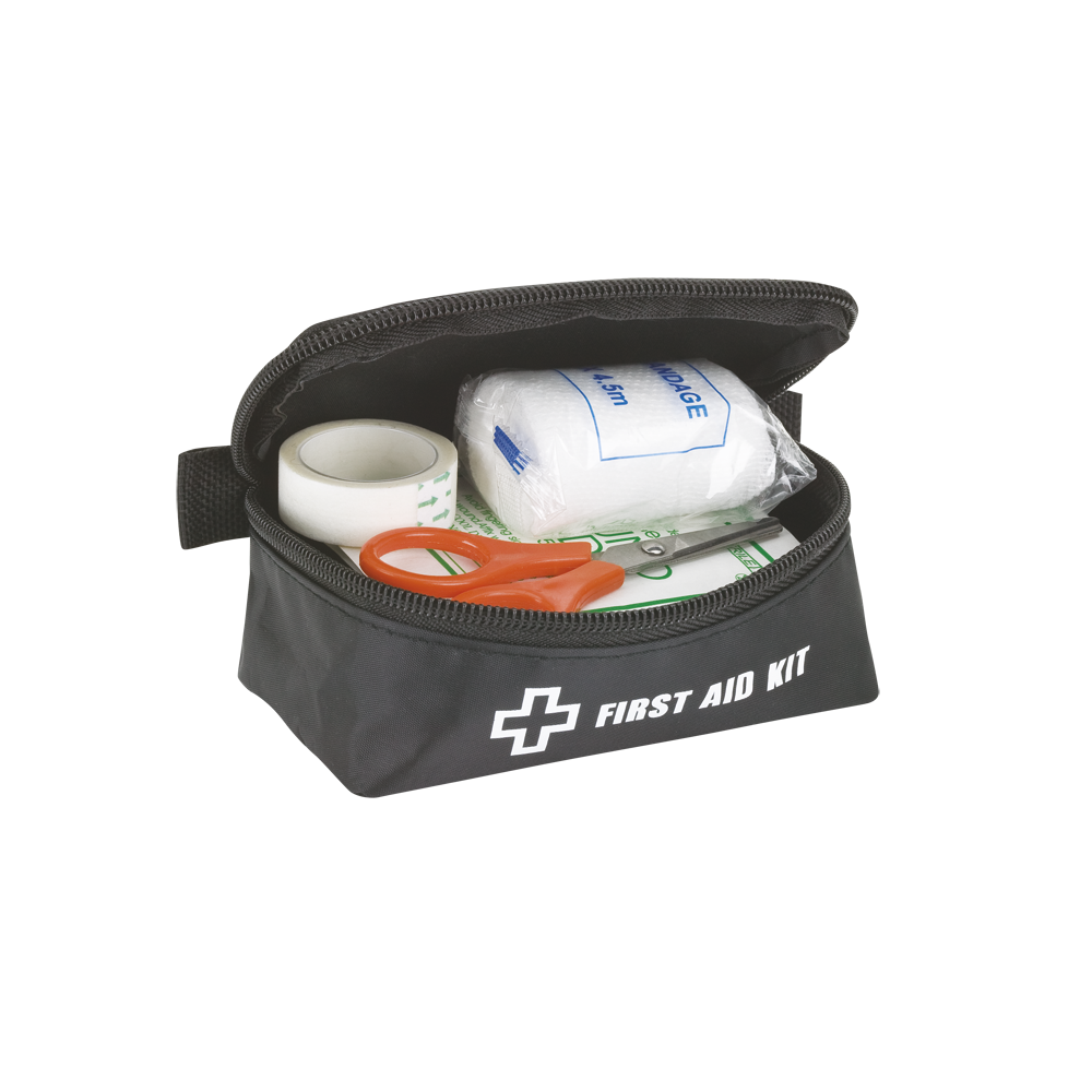 Multi Functional First Aid Kit Black
