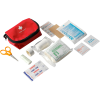 16 Piece First Aid Kit Red