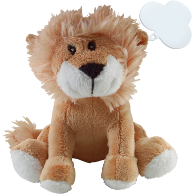 Lion Soft Toy Brown