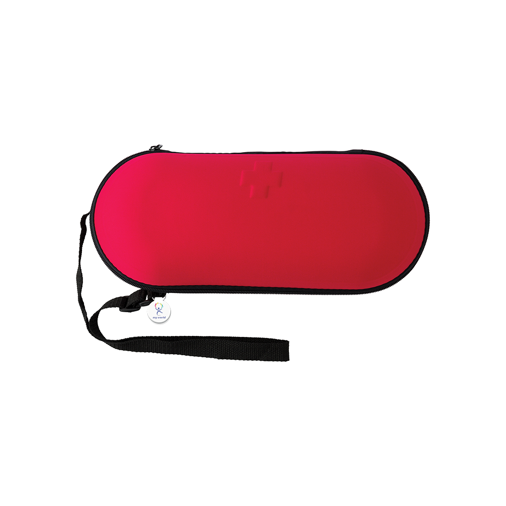 Auto Emergency First Aid Kit Red
