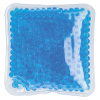 Square Shaped Hot and Cold Pack Pale Blue