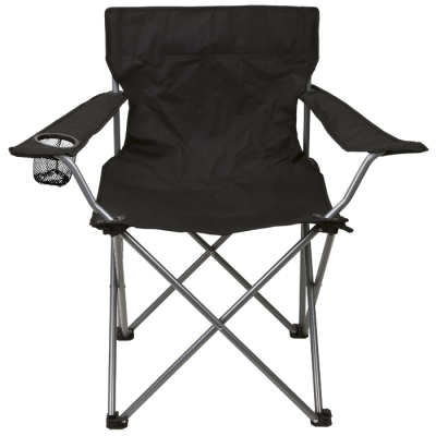 Folding Outdoor Chair Black