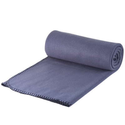 Polar Fleece Blanket Grey