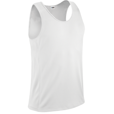 BRT Bolt Vest White Size 2XL