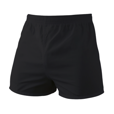 BRT Aero Running Shorts Black Size Large