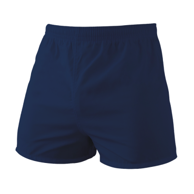 BRT Aero Running Shorts Navy Size Medium
