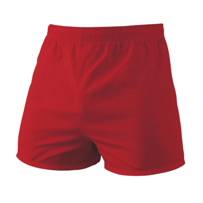 BRT Aero Running Shorts Red Size Large