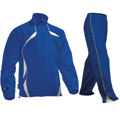 BRT Reflect Tracksuit Royal/White Size Small