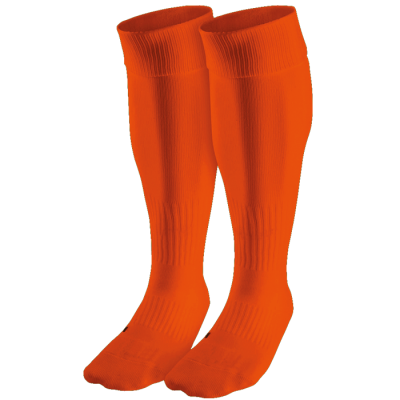 BRT Team Sock Orange Size 6-8