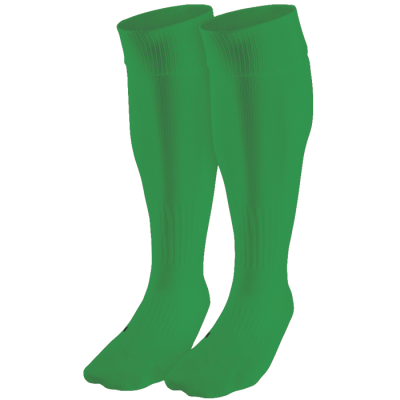 BRT Team Sock Emerald Size 6-8