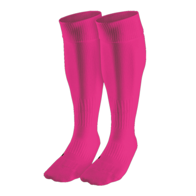 BRT Team Sock Pink Size 6-8