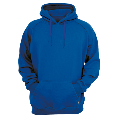 BRT Performance Hoodie Royal Size Small