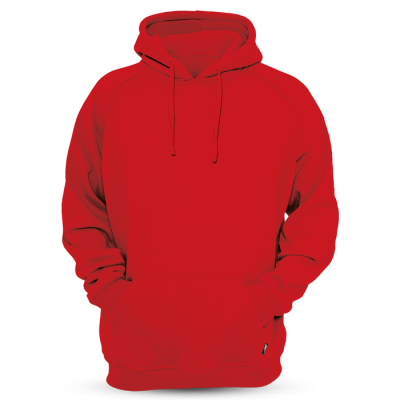 BRT Performance Hoodie Red Size Large