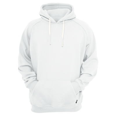 BRT Performance Hoodie White Size Large