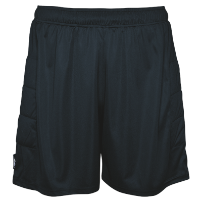 BRT Goalie Shorts Black Size Medium