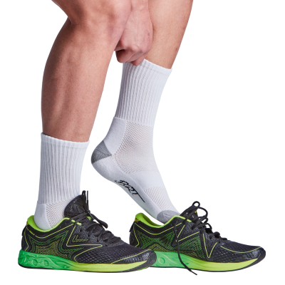 BRT Cast Sock Size 8 To 12 White