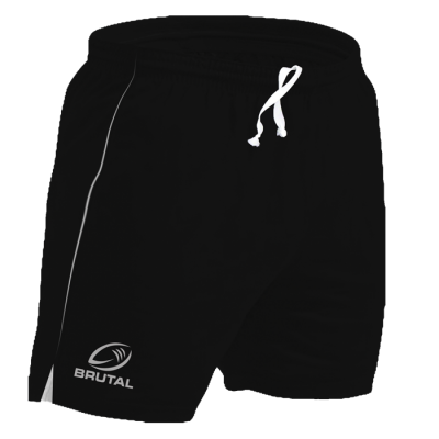 BRT Players Rugby Short Black Size 44