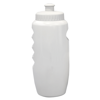 500Ml Cross Train Water Bottle White
