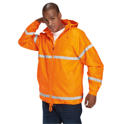 Convoy Jacket Safety Orange Size 4XL