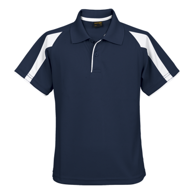 Kiddies Edge Golfer Navy/White Size 7 to 8