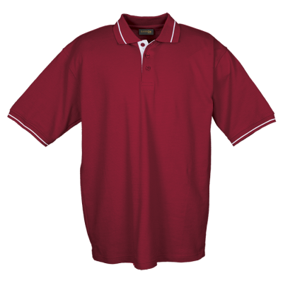 Mens Field Golfer Red/White Size 5XL