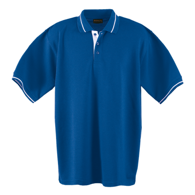 Mens Field Golfer Royal/White Size Large