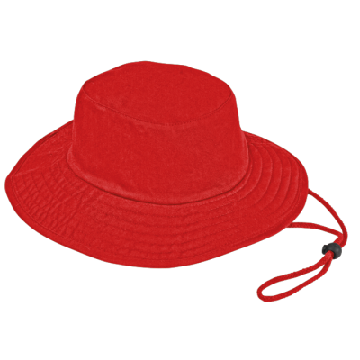 Outdoor Hat Red Size L/XL