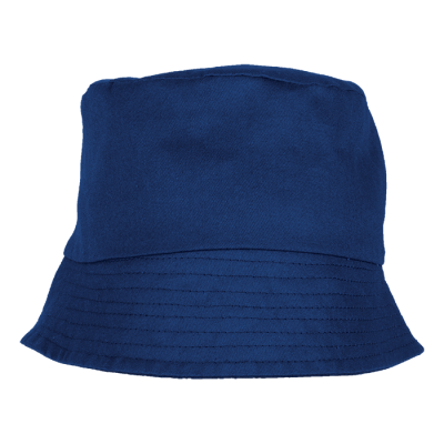 Contract Cotton Floppy Hat Royal